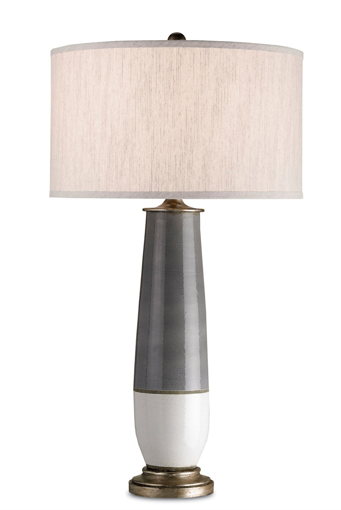 Urbino table lamp design by currey company burke decor for Lamp light design company