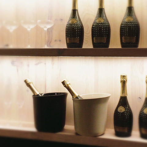 Fresco Champagne & Wine Bucket in Various Colors design by EKOBO