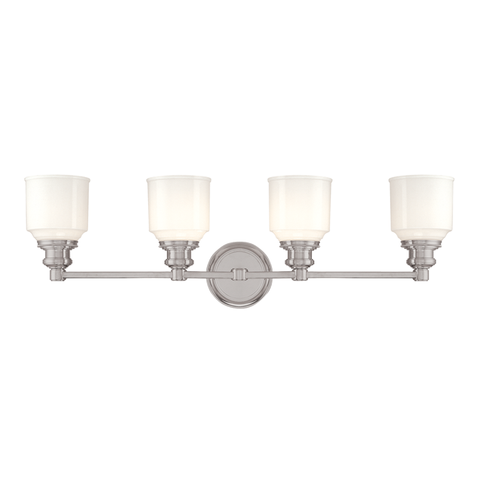 Windham 4 Light Bath Bracket by Hudson Valley Lighting