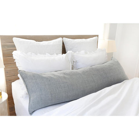 Madison Duvet Set in White design by Pom Pom at Home
