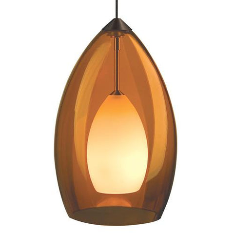 MonoRail Fire Pendant by Tech Lighting