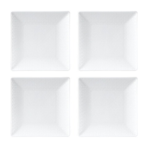 Gio Mini Square Plate, Set of 4