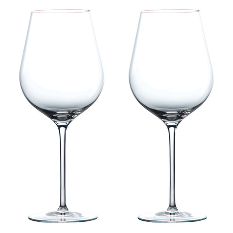 Globe Red Wine, Set of 2