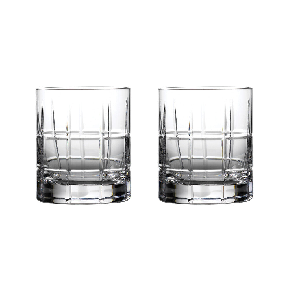 Cluin Double Old Fashioned, Set of 2