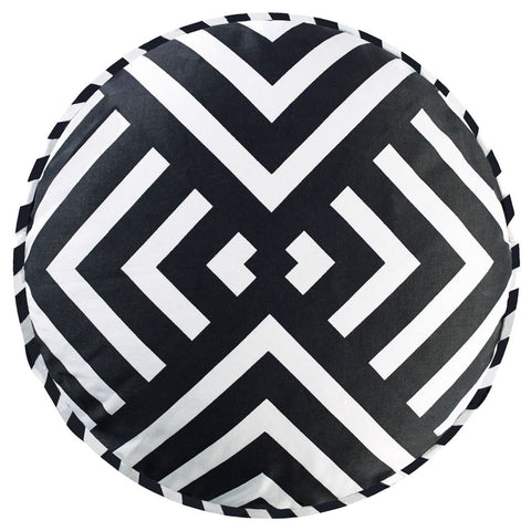 Dona Jirafa Opiat Throw Pillow design by Designers Guild