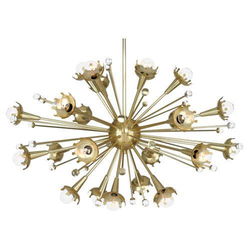 Jonathan Adler Collection Chandelier design by Robert Abbey
