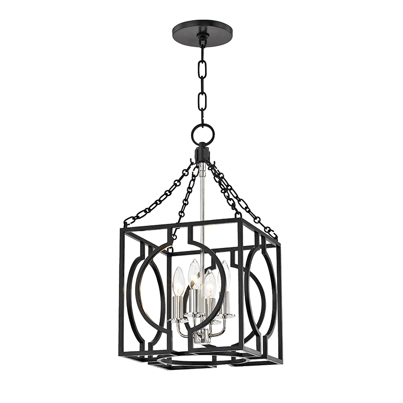 Octavio 4 Light Small Pendant by Hudson Valley Lighting