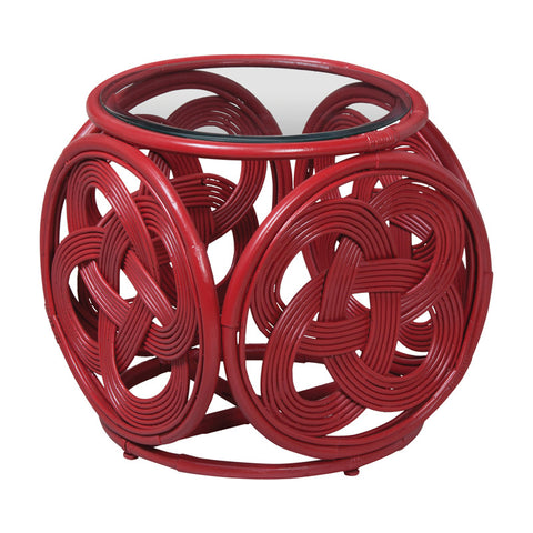 Celtic Knot Side Table design by Burke Decor Home