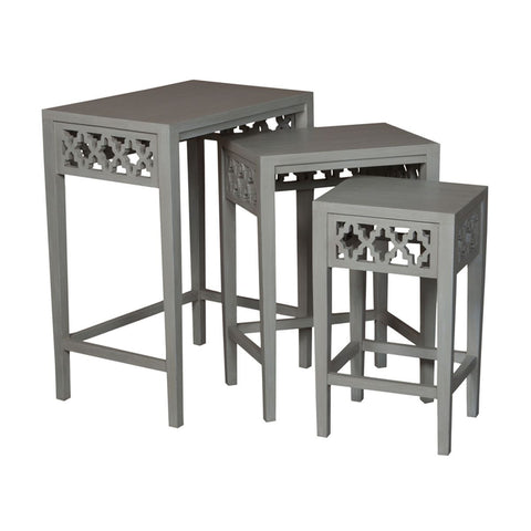 Manor Nesting Tables design by Burke Decor Home