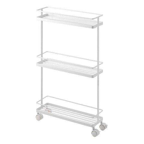Tower Rolling Kitchen Storage Cart in Various Colors