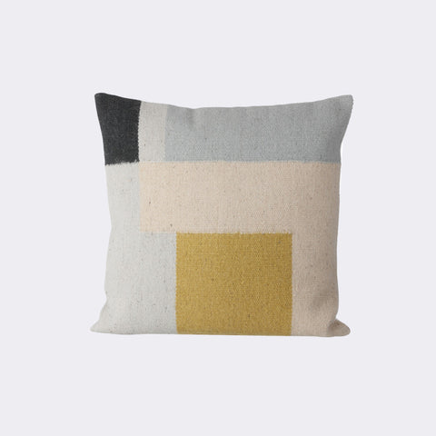 Kelim Cushion, Squares design by Ferm Living
