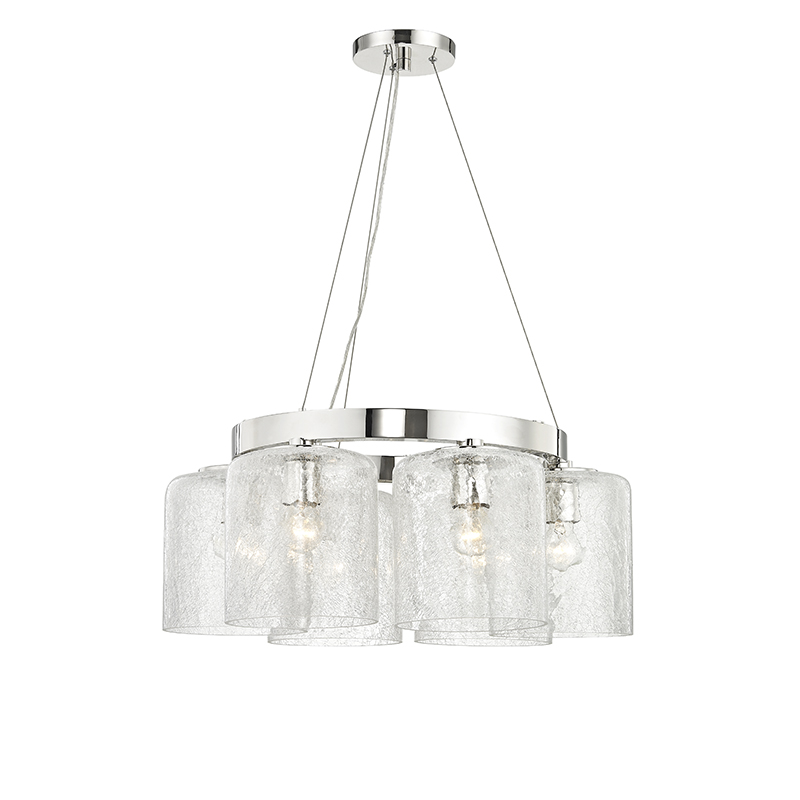 Charles 6 Light Chandelier