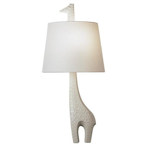 Jonathan Adler Collection Giraffe Wall Sconce design by Robert Abbey