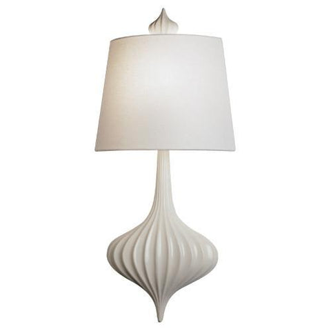 Ceramic Lantern Wall Sconce by Jonathan Adler