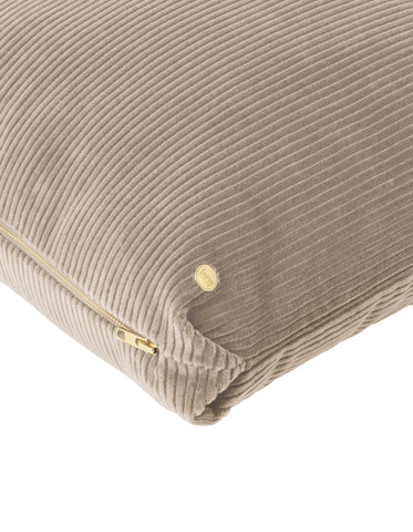 Corduroy Cushion in Beige design by Ferm Living