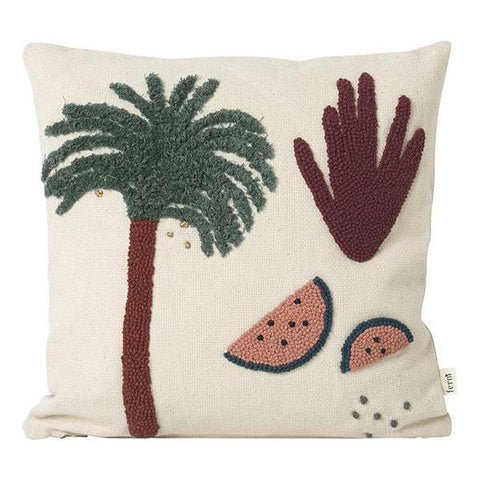 Palm Cushion design by Ferm Living