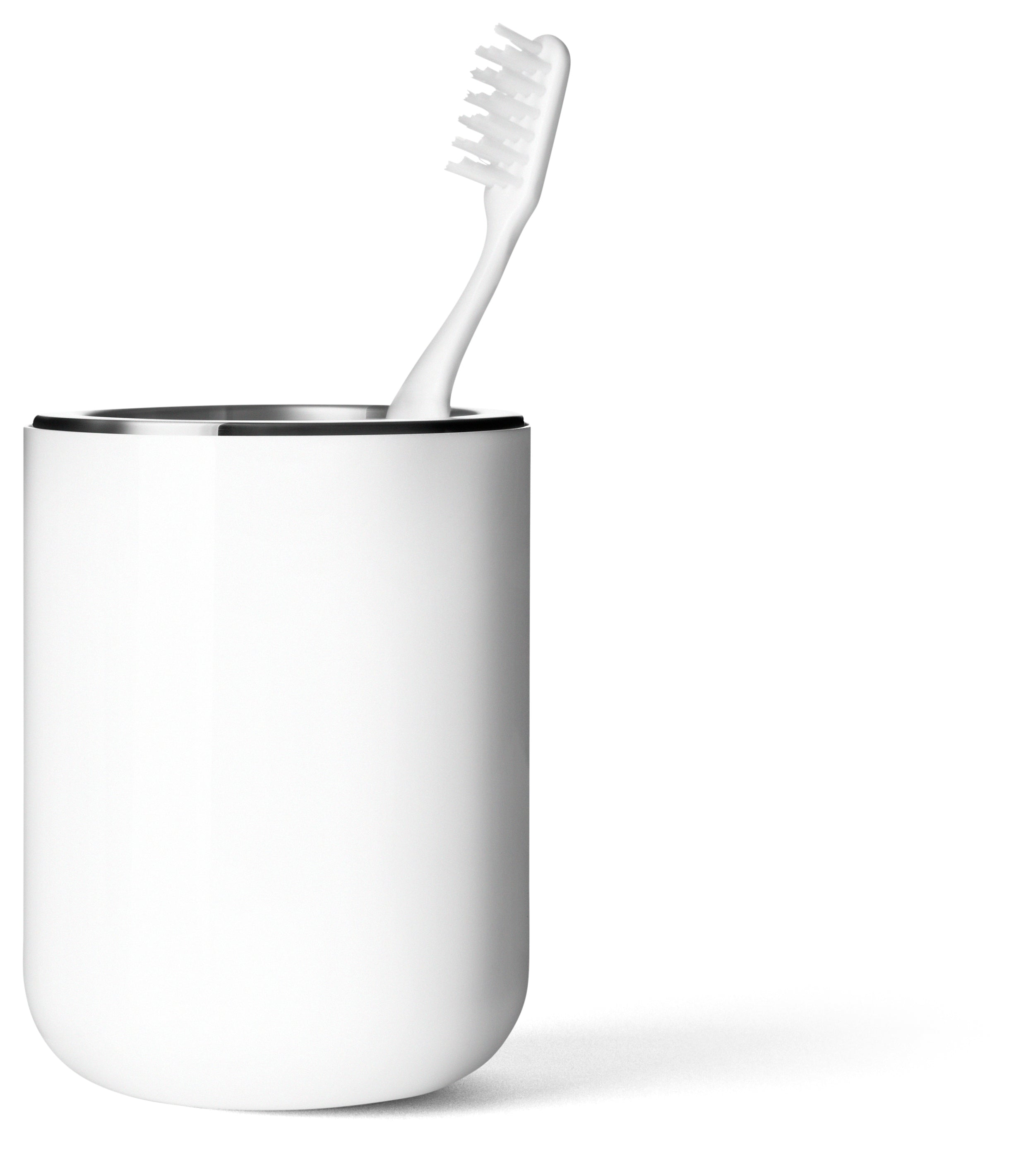 Bath Toothbrush Holder in Assorted Colors design by Norm Architects for Menu