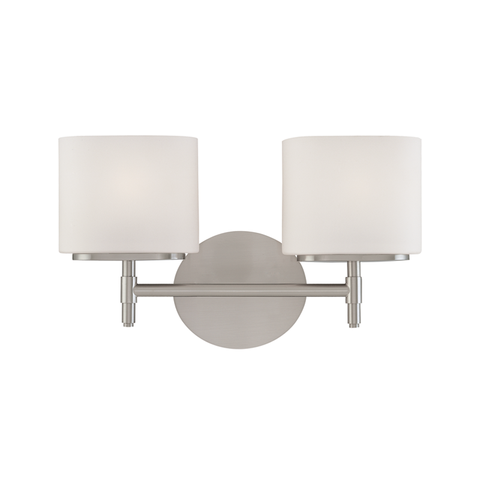 Trinity 2 Light Bath Bracket by Hudson Valley Lighting