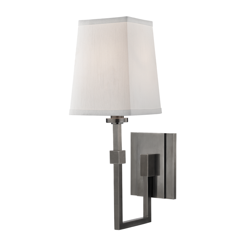Fletcher 1 Light Wall Sconce by Hudson Valley Lighting