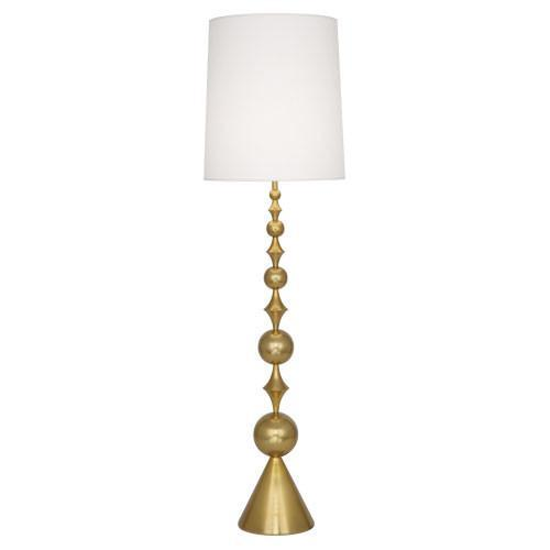 Jonathan Adler Harlequin Floor Lamp design by Robert Abbey