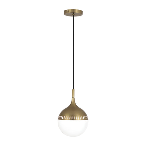 Rio Small Pendant in Various Finishes design by Jonathan Adler