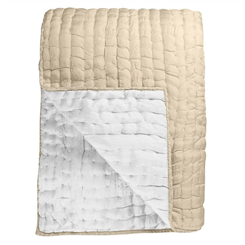 Chenevard Natural Chalk Quilts Shams Design By Designers Guild