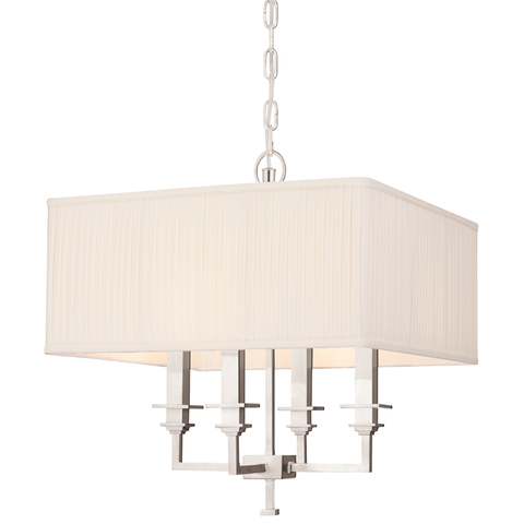 Berwick 4 Light Chandelier by Hudson Valley Lighting