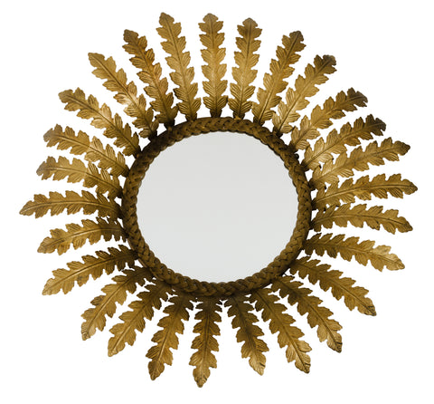 Elouise Mirror design by Jamie Young