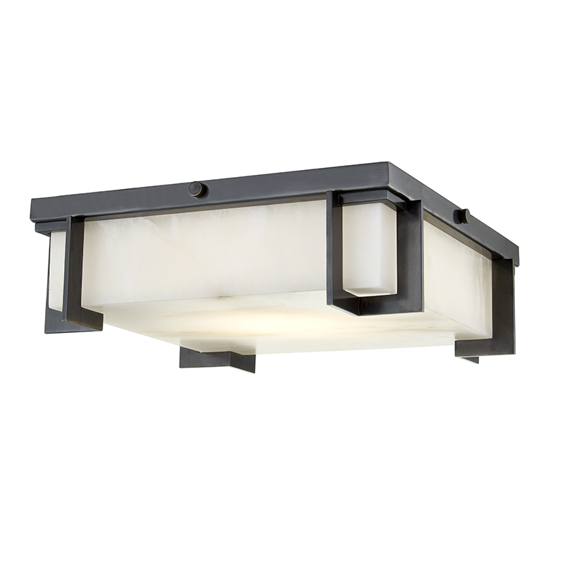 Delmar Led Large Flush Mount by Hudson Valley Lighting