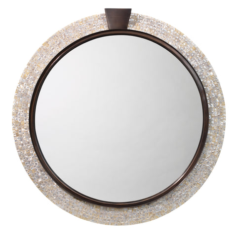 Thea Mirror design by Jamie Young