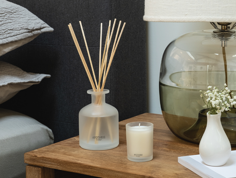 White Vetiver Reed Diffuser