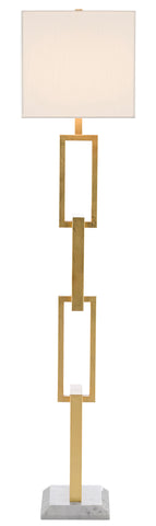 Catena Floor Lamp by Currey & Company