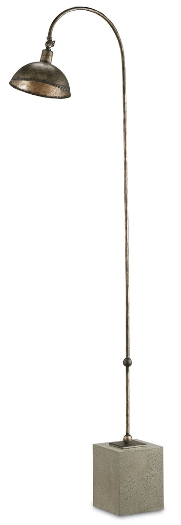 Fintstock Floor Lamp design by Currey & Company