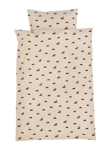 Rabbit Bedding design by Ferm Living