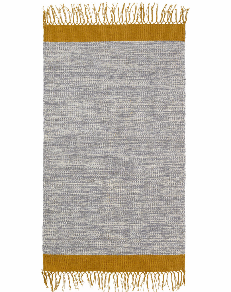 Melange Rug in Grey design by Ferm Living