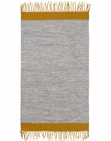 Melange Rug in Grey by Ferm Living
