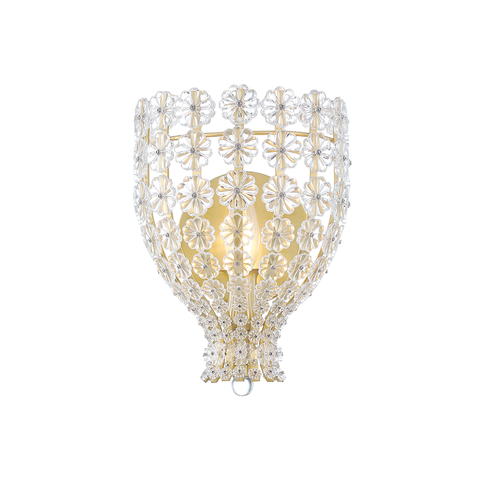 Floral Park Wall Sconce by Hudson Valley
