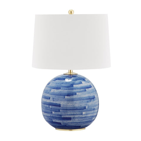 Laurel Table Lamp by Hudson Valley