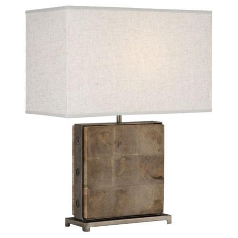 Oliver Collection Table Lamp design by Robert Abbey