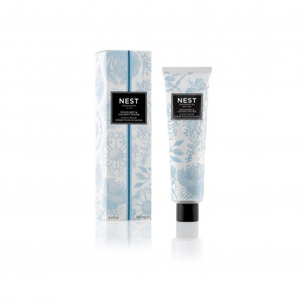 Ocean Mist & Coconut Water Hand Cream