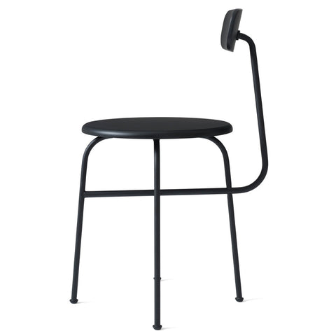 Afteroom Dining Chair in Black design by Menu
