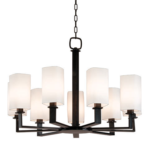 Baldwin 9 Light Chandelier by Hudson Valley Lighting