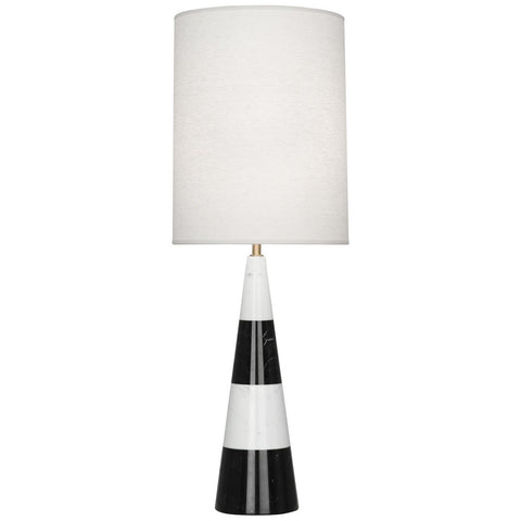 Canaan Tapered Table Lamp w/ Various Shades by Jonathan Adler
