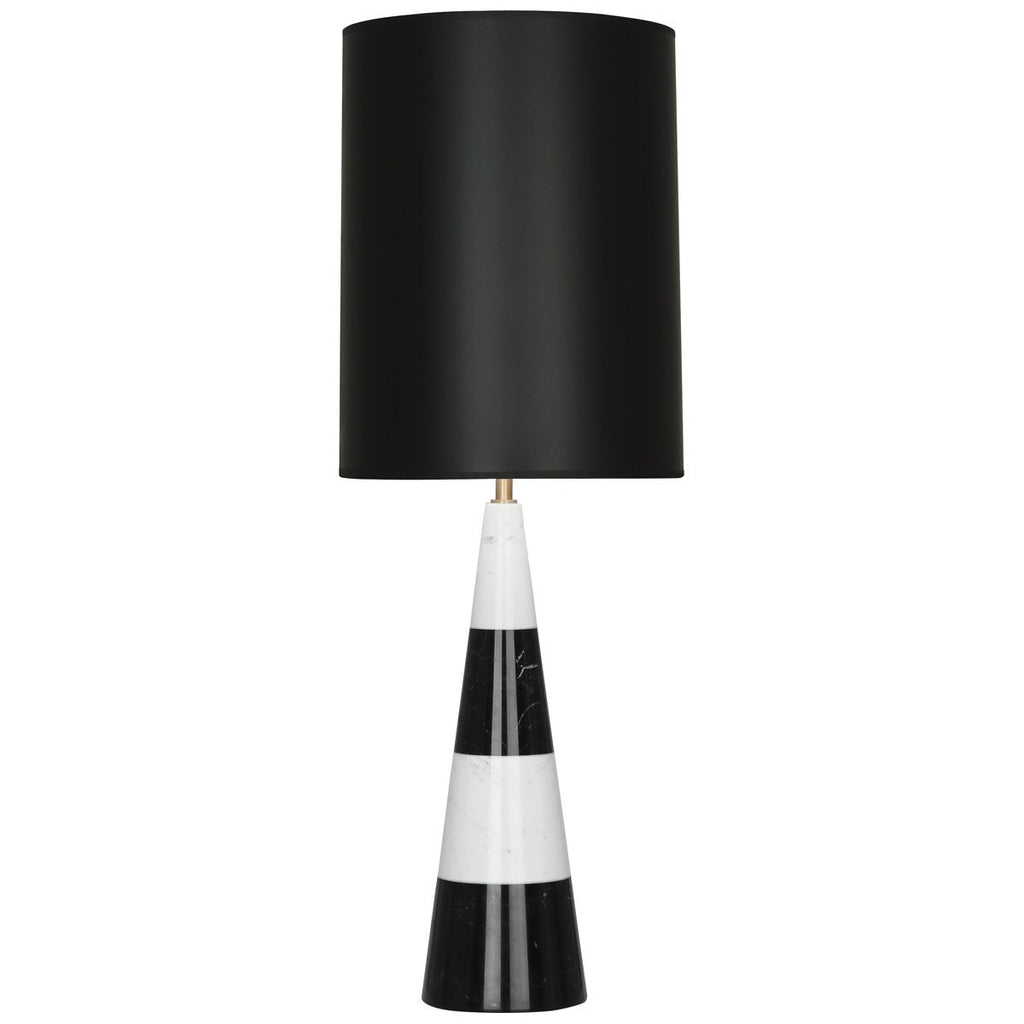 Canaan Tapered Table Lamp w/ Various Shades design by Jonathan Adler