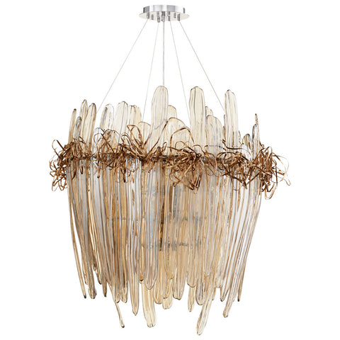 Large Thetis Chandelier design by Cyan Design