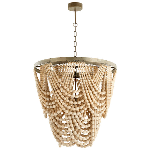 Large Hammock Pendant design by Cyan Design