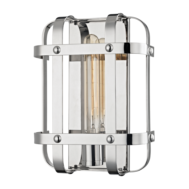 Colchester 1 Light Wall Sconce by Hudson Valley Lighting