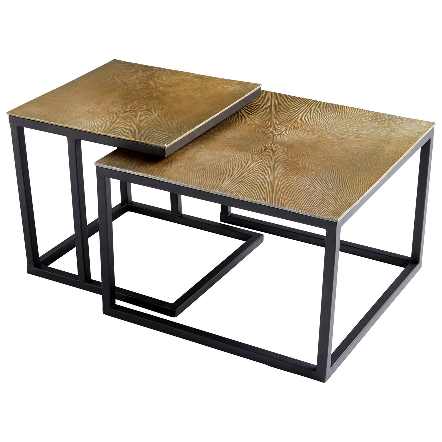 Arca Nesting Tables design by Cyan Design