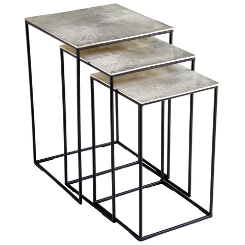 Irvine Nesting Tables design by Cyan Design
