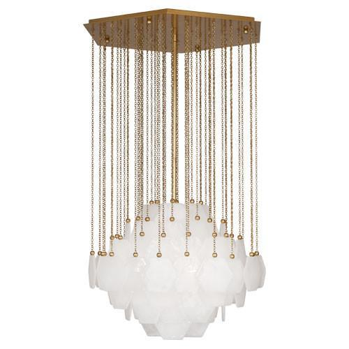 Jonathan Adler Vienna Chandelier design by Robert Abbey